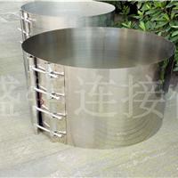 缠绕管连接生产线/聚乙烯塑钢连接件厂家