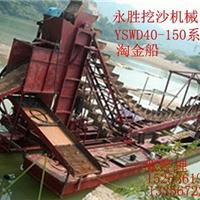 山东淘金船,淘金机械,淘金设备