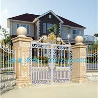 庭院门|双开门|铸铝别墅大门|庭院铝合金门