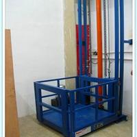 家用升降机简易导轨式升降平台别墅小电梯