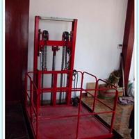 家用小型升降机一二层家用液压式升降机