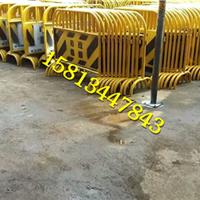 广州黄色烤漆铁马加喷漆黄黑铁马厂家