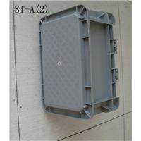 供应上海塑料周转箱 STH注塑箱