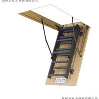 法克罗阁楼楼梯木质和金属