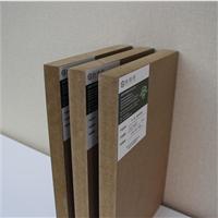 供应人造板材25mm无醛高密度防潮防水纤维板