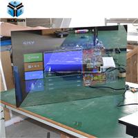 供应镜面电视机智能触摸防水镜面电视