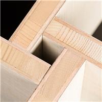 实木颗粒板与多层实木板的区别
