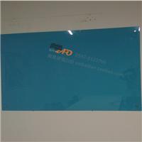 供应彩色玻璃书写板装修家装玻璃白板定制