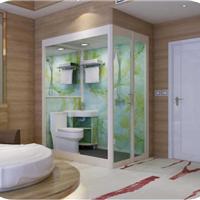 供应整体卫生间 浴室