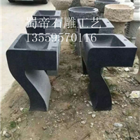 供应石材洗手盆户外石雕洗手盆