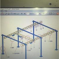 KBK柔性组合起重机和单轨吊