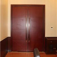 湖北房喜供应工程实木门及医院办公室的木门