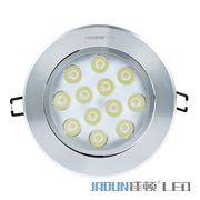 供应LED天花灯9W 佳顿照明