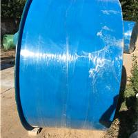 供应2000*500*10长方形玻璃钢鱼池养殖鱼槽