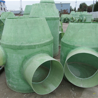 供应玻璃钢检查井 玻璃钢观察井  厂家批发