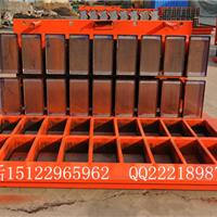 厂家直销甘肃天水彩色地砖模具 建丰线切割砖机模具
