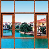 鼎力90一体窗采用的是中空玻璃而非真空玻璃