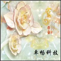 安徽5D艺术背景墙厂家招商