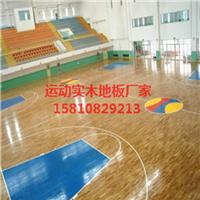 供应篮球木地板 篮球运动木地板