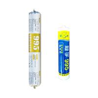 供应冠宇995中性硅酮结构胶、工程专用胶