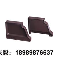 杭州工厂供应金属烟囱帽别墅屋面彩铝水槽排水系统