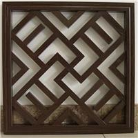 复古造型铝合金窗花-专业定制铝窗花厂家