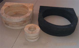 北京市销售防腐水管木托制品