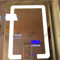 防雾镜带灯浴室镜防水浴室智能灯镜可定制