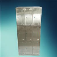 不锈钢衣橱 更衣柜 不锈钢加工定制
