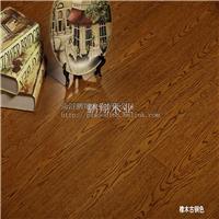 供应鹏翔实木复合地板  橡木地板