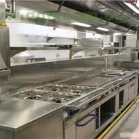 广州专业大型星级酒店企业员工食堂提供整个厨房设备工程策划设计