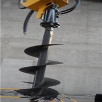生产挖机/挖掘机螺旋钻/螺旋钻孔机