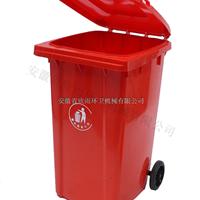 供应武汉黄石100L环卫车垃圾桶