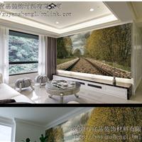客厅电视沙发背景墙装饰壁画 壁画厂家