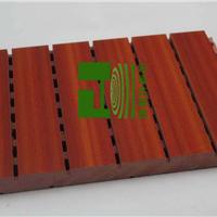 音创木质吸音板 体育馆吸音材料