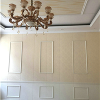 出售竹木纤维集成墙板 快装墙板
