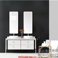 2017新款 新中式 不锈钢浴室柜 可定制 邦妮拓美