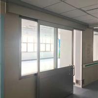 魏林玻璃门、玻璃感应门钛晶玻璃门厂家