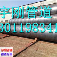燃气输送用螺旋钢管厂家
