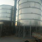 养殖业储藏玉米小麦用储粮仓成套设备安装队伍