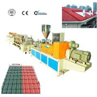 较新型合成树脂瓦生产设备宝丽泰老品牌产品