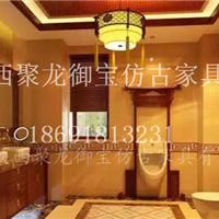 西安中式餐厅设计装修,中式古典餐厅装修,
