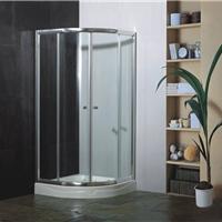 供应系统门窗/铝合金门窗/九江鸿发家居-淋浴房门系列