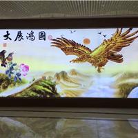 广州UV软膜灯箱软膜天花吊顶白色透光膜广告灯箱喷绘拉膜卡布灯箱