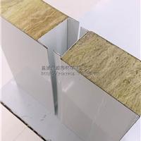 盐城业盛彩钢公司厂家提供岩棉彩钢夹芯板
