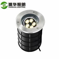 LED可调角偏光地埋灯墙角照墙灯户外防水射灯不锈钢洗墙灯嵌入式