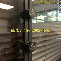 深圳中空百叶玻璃隔墙