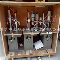 手喷漆气雾剂灌装机 清洗剂灌装机器 半自动充装设备 填充机器
