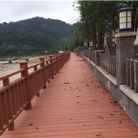 供应合肥木塑 /园林景观/安徽木塑地板厂家