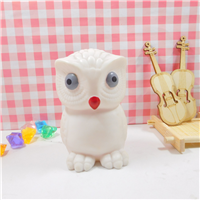 厂家批发led小夜灯搪胶卡通礼品新奇特台灯 创意定制儿童发光玩具